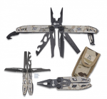 K25 arid camo pliers. 17 functions