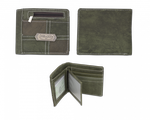 Wallet BARBARIC Military green