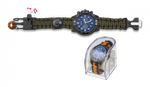 Tactical watch green colour
