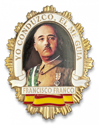 Badge for wallet FRANCISCO FRANCO