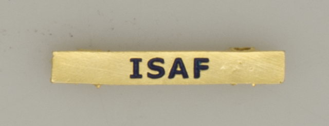 Barra mision  ISAF