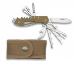 Pocket knife Multi-tool ALBAINOX.Coyote