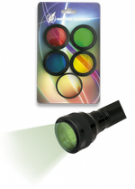 Colour interchangeable lenses