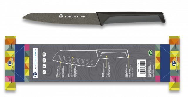 Cuchillo Top Cutlery antiadherente. 12.5