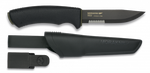 MORAKNIV BUSHCRAFT BLACK SRT. Hoja: 10.9