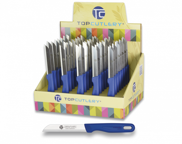 Exp. 40 pz. Top Cutlery Solingen. azul