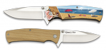 Pocket knife ALBAINOX BEACH 3D 8.8 cm