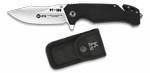 Pocket knife K10 PT-109 black FOS 9 cm