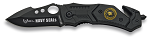 Pocket knife ALBAINOX NAVY - FOS