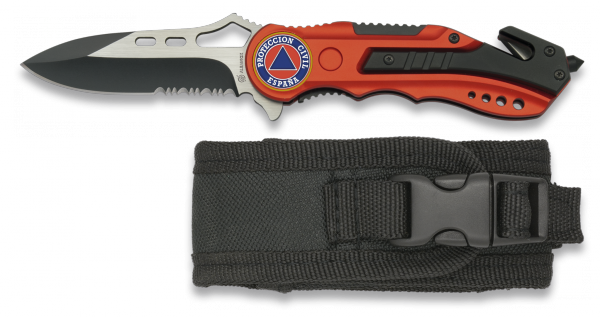 Pocket knife ALBAINOX. Red GR1015