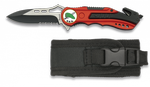 Pocket knife ALBAINOX red