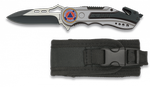 Pocket knife ALBAINOX. Black GR1015