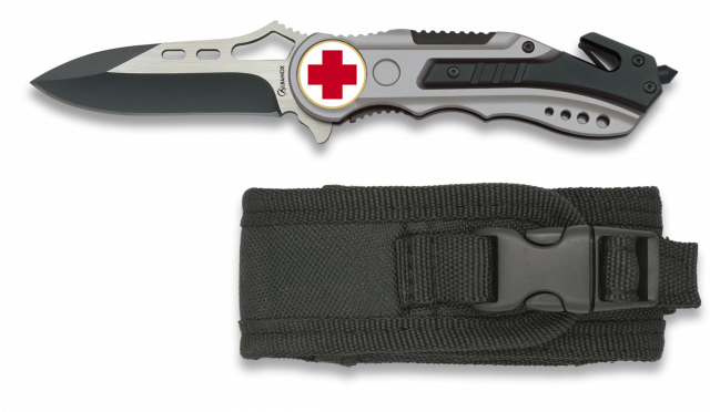 Pocket knife ALBAINOX grey 6.5 cm