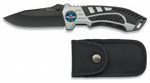 Pocket knife ALBAINOX black-grey