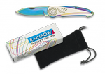 Pocket knife RAINBOW. 6.2 cm