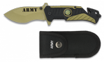 POCKET KNIFE ALBAINOX - ARMY 8.3 CM