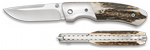 Pocket knife ALBAINOX Deer stag