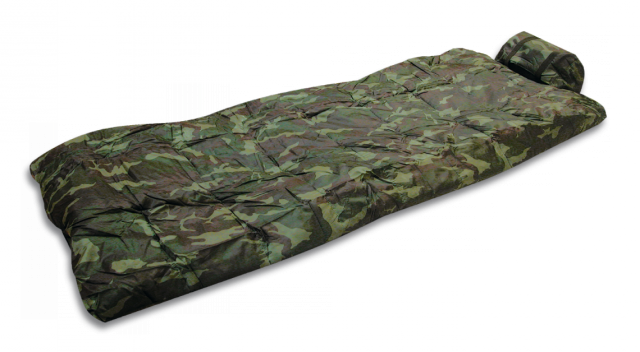 Military sleeping bag. PILOT. Camo (-5�C)