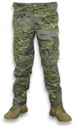 M-65 TROUSERS. SPANISH GREEN CAMO 36