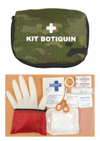 FIRST-AID KIT SPANISH CAMOUFLAGE
