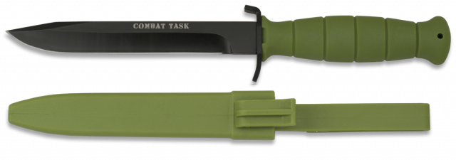 Knife ALBAINOX green