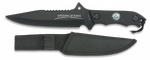 Knife ALBAINOX-HORIZON black