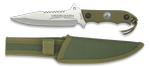 Knife ALBAINOX-HORIZON green