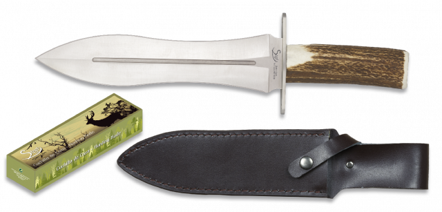 Hunting knife STEEL 440 deer 22 cm