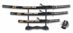 set katana tole10 Monkey King con peana.