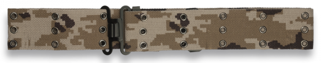 Belt Military with holes. Colour: SC
