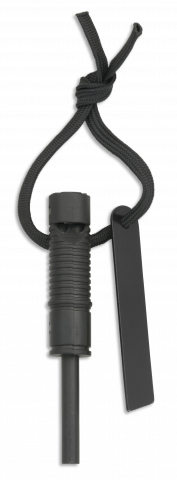 Magnesium lighter ALBAINOX with whistle