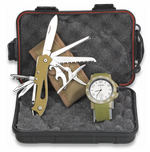 Set: Box+Tactical watch+Multi-tools