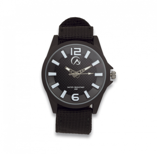 Analogue watch ALBAINOX black