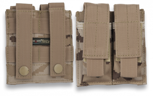 Accessorie Double BARBARIC FORCE for Vest. Molle S