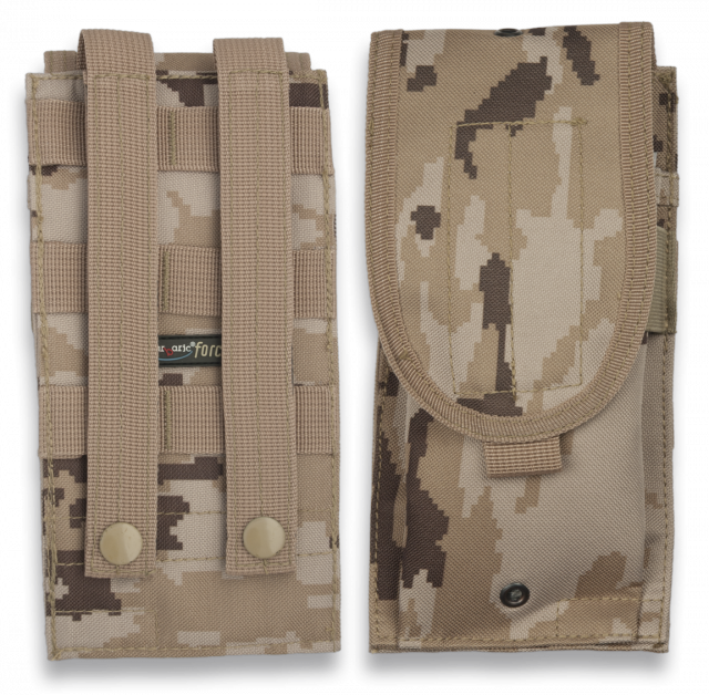 Accesorio chaleco sistema MOLLE FORCE.