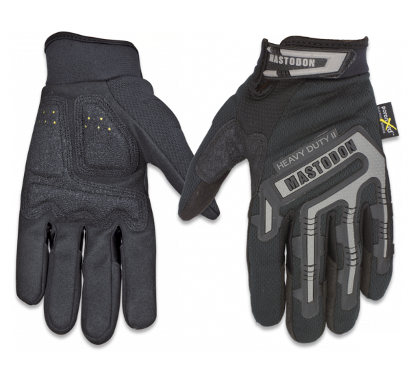 Gloves MASTODON. HEAVY DUTY II. Size L