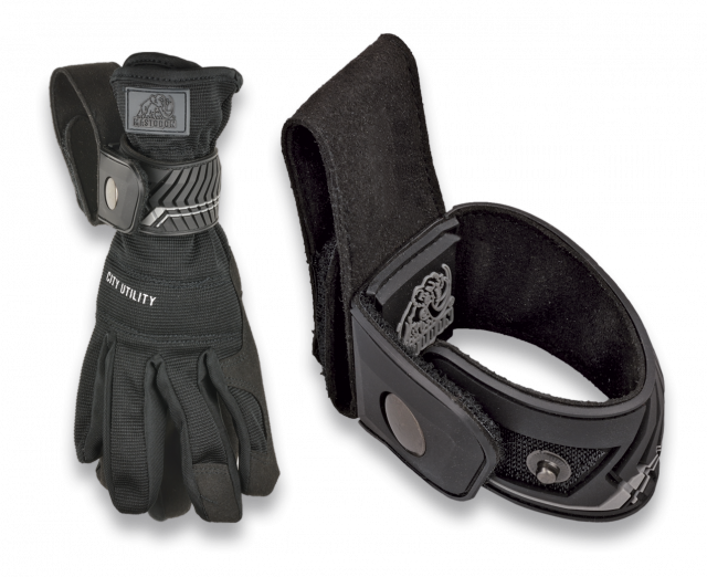 Gloves holder MASTODON. black