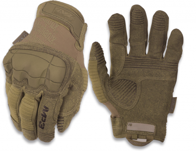 Guantes MECHANIX  M-PACT3. Coyote. S