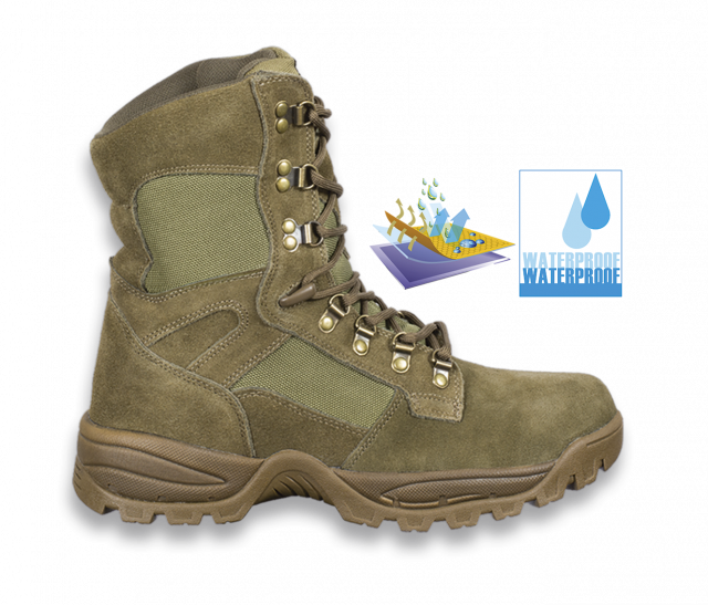 Bota TASER Army Prof.  Waterproof. 47