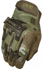 MECHANIX GLOVES MOD. MPACT MULTICAM L