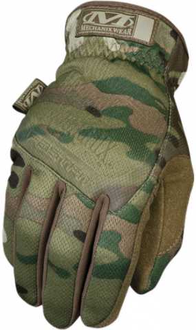 MECHANIX GLOVE MOD. FASTFIT MULTICAM S