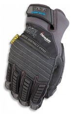 GUANTE MECHANIX WINTER NEGRO L