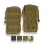 Bag accessory BARBARIC coyote Molle
