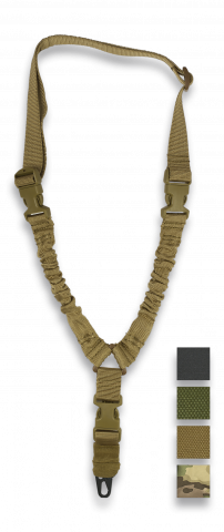 Weapon sling BARBARIC black