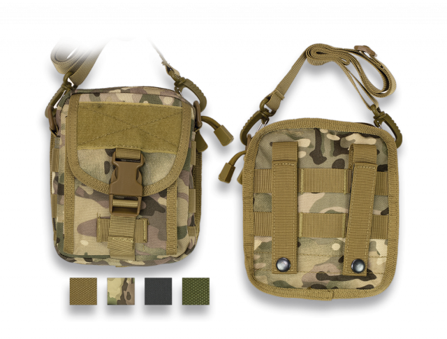 Termo holder bag BARBARIC camo