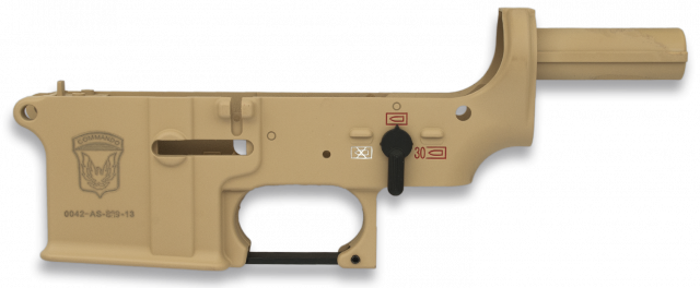 Lower Receiver GOLDEN EAGLE for M-Series
