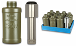 PATHFINDER airsoft hand granade + 11 casings