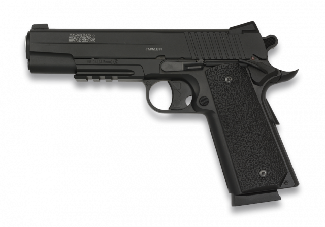 SWISS ARMS 1911   Co2  4.5mm