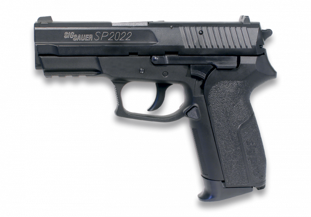 SIG SAUER SP2022 Co2 4,5mm