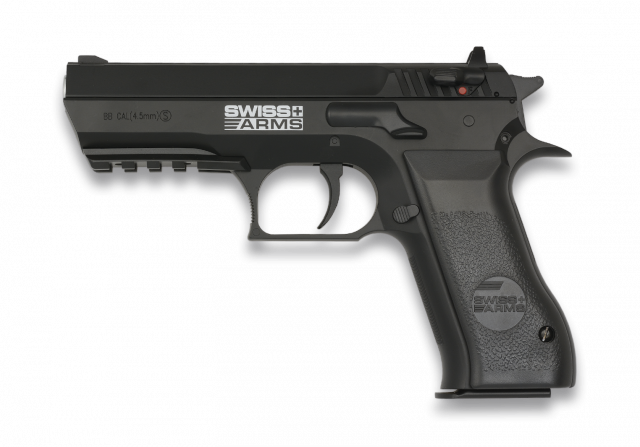 Airsoft Pistol. SWISS ARMS 941 CO2 4.5mm